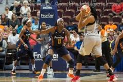 WNBA Connecticut Sun 89 vs San Antonio Stars 62 (19)