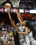 WNBA Connecticut Sun 89 vs San Antonio Stars 62 (21)
