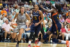 WNBA Connecticut Sun 89 vs San Antonio Stars 62 (24)