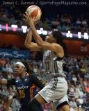 WNBA Connecticut Sun 89 vs San Antonio Stars 62 (30)