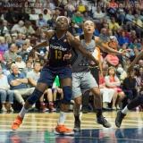 WNBA Connecticut Sun 89 vs San Antonio Stars 62 (33)
