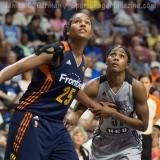 WNBA Connecticut Sun 89 vs San Antonio Stars 62 (38)