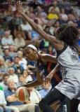 WNBA Connecticut Sun 89 vs San Antonio Stars 62 (4)