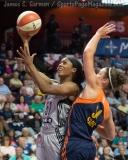 WNBA Connecticut Sun 89 vs San Antonio Stars 62 (40)
