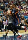 WNBA Connecticut Sun 89 vs San Antonio Stars 62 (41)