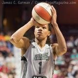 WNBA Connecticut Sun 89 vs San Antonio Stars 62 (43)