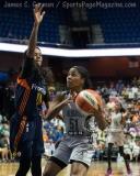 WNBA Connecticut Sun 89 vs San Antonio Stars 62 (45)