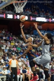 WNBA Connecticut Sun 89 vs San Antonio Stars 62 (9)