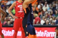 WNBA - Connecticut Sun 91 vs. Washington Mystics 95 (100)