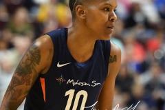 WNBA - Connecticut Sun 91 vs. Washington Mystics 95 (106)