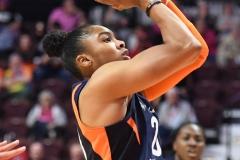 WNBA - Connecticut Sun 91 vs. Washington Mystics 95 (107)