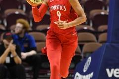 WNBA - Connecticut Sun 91 vs. Washington Mystics 95 (11)