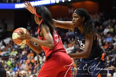 WNBA - Connecticut Sun 91 vs. Washington Mystics 95 (12)