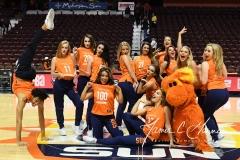 WNBA - Connecticut Sun 91 vs. Washington Mystics 95 (120)