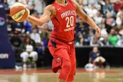WNBA - Connecticut Sun 91 vs. Washington Mystics 95 (13)