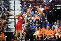 WNBA - Connecticut Sun 91 vs. Washington Mystics 95 (15)
