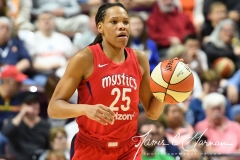 WNBA - Connecticut Sun 91 vs. Washington Mystics 95 (16)