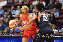 WNBA - Connecticut Sun 91 vs. Washington Mystics 95 (17)