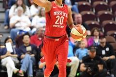 WNBA - Connecticut Sun 91 vs. Washington Mystics 95 (18)