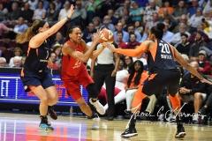 WNBA - Connecticut Sun 91 vs. Washington Mystics 95 (25)