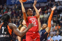 WNBA - Connecticut Sun 91 vs. Washington Mystics 95 (26)