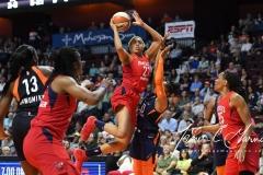 WNBA - Connecticut Sun 91 vs. Washington Mystics 95 (27)