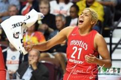 WNBA - Connecticut Sun 91 vs. Washington Mystics 95 (30)