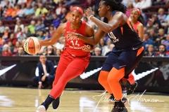 WNBA - Connecticut Sun 91 vs. Washington Mystics 95 (31)