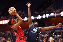 WNBA - Connecticut Sun 91 vs. Washington Mystics 95 (32)