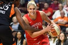 WNBA - Connecticut Sun 91 vs. Washington Mystics 95 (34)
