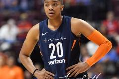 WNBA - Connecticut Sun 91 vs. Washington Mystics 95 (36)