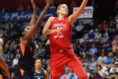 WNBA - Connecticut Sun 91 vs. Washington Mystics 95 (39)