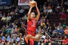 WNBA - Connecticut Sun 91 vs. Washington Mystics 95 (40)