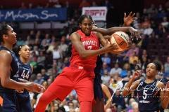 WNBA - Connecticut Sun 91 vs. Washington Mystics 95 (41)