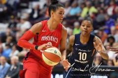 WNBA - Connecticut Sun 91 vs. Washington Mystics 95 (42)