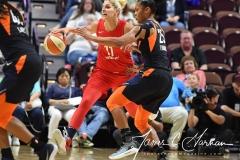 WNBA - Connecticut Sun 91 vs. Washington Mystics 95 (43)