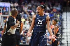 WNBA - Connecticut Sun 91 vs. Washington Mystics 95 (44)