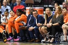 WNBA - Connecticut Sun 91 vs. Washington Mystics 95 (45)