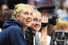 WNBA - Connecticut Sun 91 vs. Washington Mystics 95 (47)