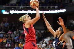 WNBA - Connecticut Sun 91 vs. Washington Mystics 95 (48)