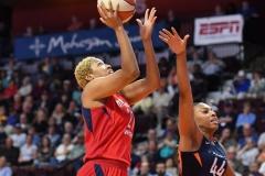 WNBA - Connecticut Sun 91 vs. Washington Mystics 95 (49)