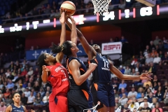 WNBA - Connecticut Sun 91 vs. Washington Mystics 95 (50)