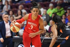 WNBA - Connecticut Sun 91 vs. Washington Mystics 95 (51)