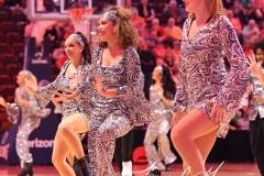 WNBA - Connecticut Sun 91 vs. Washington Mystics 95 (55)