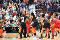 WNBA - Connecticut Sun 91 vs. Washington Mystics 95 (6)