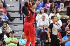 WNBA - Connecticut Sun 91 vs. Washington Mystics 95 (63)