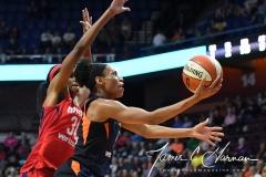 WNBA - Connecticut Sun 91 vs. Washington Mystics 95 (66)