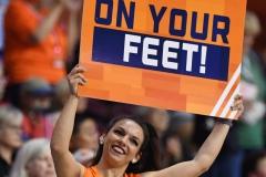 WNBA - Connecticut Sun 91 vs. Washington Mystics 95 (70)