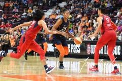 WNBA - Connecticut Sun 91 vs. Washington Mystics 95 (75)