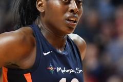 WNBA - Connecticut Sun 91 vs. Washington Mystics 95 (77)